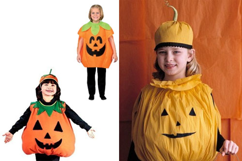 Vestiti Halloween Fai Da Te Adulti.Vestito Da Zucca Fai Da Te Idee Halloween